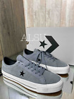 Sneakers Men's Converse 162514c One Star Pro Low Top Suede Cool Grey