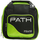 Pyramid Path Plus One Spare Ball Tote Bowling Bag $24.99 USD on eBay