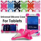 USA For 7 ~ 10.1 inch Tablet Universal Kids Skin Shockproof Silicone Covers Case for sale  Shipping to South Africa