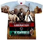 LIBERATION FIGHTERS T-Shirt. Sublimation T-shirt Men's, Ladies' and Youth Sizes. image