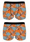 Mens Novelty Character Boxers 1 Pack Trunks Pants Underwear Shorts Briefs