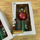 New Disney Store Mickey & Minnie Mouse Light-Up Star Christmas Tree Topper 2017