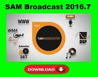 SAM Broadcaster PRO 2016.7 For Win ✅ 50% OFF Latest ✅Lifetime ✔️