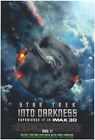 STAR TREK INTO DARKNESS MOVIE POSTER Rare Proof Sheet IMAX Version Awesome Art !