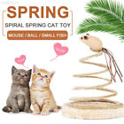 9187 Disc Funny Cat Toy Spring Cat Toy Gift Bottom Sucker Durable