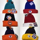 DEADSTOCK NOS Vintage Officially Licensed NFL Winter Hats Made In USA