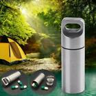 Pocket Waterproof Tank Medicine Pill Box Case Capsule Sealed Container Bottle