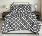Printed Comforter Set with 2 Pillow Shams Brushed Microfiber by Utopia Bedding image