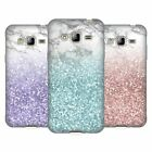 NATURE MAGICK MARBLE GLITTER SPARKLE PASTEL SOFT GEL CASE FOR SAMSUNG PHONES 3