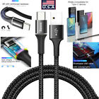 Baseus USB-Type C Data Cable Fast Charge Cable 0.5/1/2M Black for Samsung/Huawei