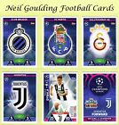 Champions League MATCH ATTAX 2018-2019 ☆ Football Cards ☆ #325 to #396