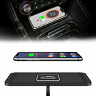 Qi Wireless Charger Car Dashboard Holder Mount Non-Slip Pad Mat For iPhone X/XR