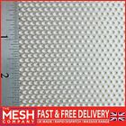 2mm Stainless Steel (2mm Hole x 3.5mm Pitch x 1mm Thick) Perforated Mesh Sheet