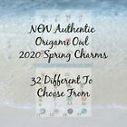 NEW Authentic Origami Owl 2020 Spring Charms ~ 32 Different Charms ~ B5G$5 image