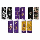 NBA 2019/20 LOS ANGELES LAKERS LEATHER BOOK WALLET CASE FOR WILEYFOX on eBay