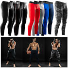 DRSKIN Men Compression Pants Active Tight Base Layer Gym Sports Leggings Workout