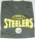 Pittsburgh Steelers NFL Football T-Shirt Men's size Medium to 3XL New w/Tag $19.99 USD on eBay