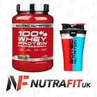 SCITEC NUTRITION 100% WHEY PROTEIN PROFESSIONAL WPC WPI 920g + DUALSHAKER