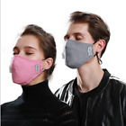 Kyпить PM2.5 Couple Mask Anti Air Pollution With Respirator 2 Filters Reusable Washable на еВаy.соm