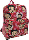 Betty Boop Microfiber Large Backpack $24.5 USD on eBay