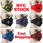 Kyпить ROCKBROS Cycling Mask Outdoor Anti-dust Half Face Mask with KN95 Filter One Size на еВаy.соm