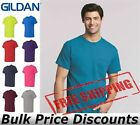 Gildan Mens Short Sleeve Blank Heavy Cotton T Shirt with a Pocket 5300 up to 3XL image