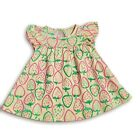 First Impressions Baby Girls Yellow Strawberry Cotton Dress Choose Size