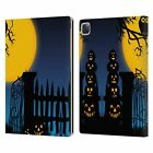 OFFICIAL SIMONE GATTERWE HALLOWEEN LEATHER BOOK WALLET CASE COVER FOR APPLE iPAD