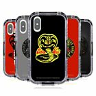 OFFICIAL COBRA KAI GRAPHICS BLACK WATER RESISTANT CASE FOR APPLE iPHONE PHONES