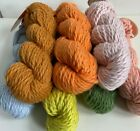 """New Spud  Chloe """"Outer"""" Wool  Organic Cotton Bulky Yarn Assorted Colors"""
