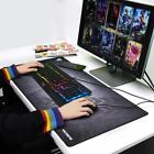 80CM X 40CM Extended Gaming Mouse Pad Large Size Desk Gaming Keyboard Mat