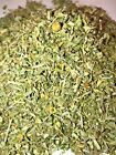 Skullcap & Damiana & Feverfew Herbal Blend Organic Leaf Mix!  Spice Discounters