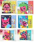 Pinkfong Baby Shark Sound Book Korean HANGUL Version 6 Type