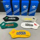 5 Pairs Mens Womens Ankle No show Cotton Sports Gym Socks Running Various Colour