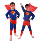 Children Kids Boys Super Hero Cosplay Costume Outfit Party Fancy Jumpsuit Romper