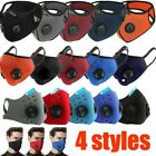 Kyпить Reusable Washable Neoprene Air Ventilation Port Face Mask + PM2.5 Carbon Filter на еВаy.соm