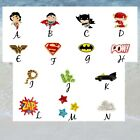 NEW Authentic Origami Owl Justice League Charms, Large Plates Or Medium Locket