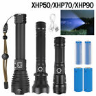 Kyпить Ultra Lumens Zoomable XHP70 XHP90 USB Rechargeable Flashlight Torch Super Bright на еВаy.соm