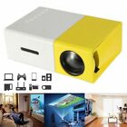 YG300 Led Mini Projector High Resolution Ultra Portable HD 1080P Home Theater pw