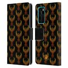 OFFICIAL ANNE STOKES PHOENIX LEATHER BOOK WALLET CASE COVER FOR HUAWEI PHONES
