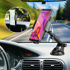 Car Mount Holder Windshield Dashboard Suction Mount Stand For Cell Phone US