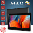 10.1 inch Metal Tablet PC 8 128G 10Core 4G-LTE Android 8.0 Wifi Dual SIM Phablet