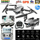 SG907 GPS Drones with 4K 1080P Dual HD Camera 5G Wifi FPV RC Quadcopter Foldable