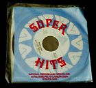 SEALED UNPLAYED STORE STOCK 45 RPM RECORDS - $4.00 EACH - TWO FOR $7.00