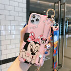 Cartoon Mickey Minnie Phone Case Cover For iPhone 11 Pro Max XR Xs 7 8 Plus