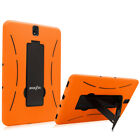 Case For Samsung Galaxy Tab S3 9.7 T820 Shockproof Defender With Kickstand Cover