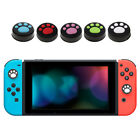 2x Paws Thumb Stick Grip Joystick Cap Cover Protective For Ns Nx Switch Joy N~ii