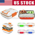110v Portable Electric Heating Lunch Box Food Warmer Heater Containers Lunchbox