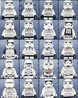 Lots of LEGO Star Wars Stormtroopers Minifigures Minifigs Clones Republic $4.55 USD on eBay