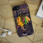Chicago Blackhawks NHL Ice Hockey iPhone 11 XR 8 7 SE 6 Samsung S8 S9 S7 Case $11.49 USD on eBay
